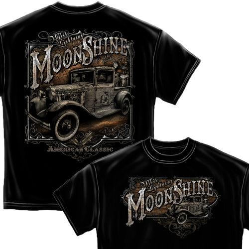 Moonshine American Classic T-Shirt-Military Republic