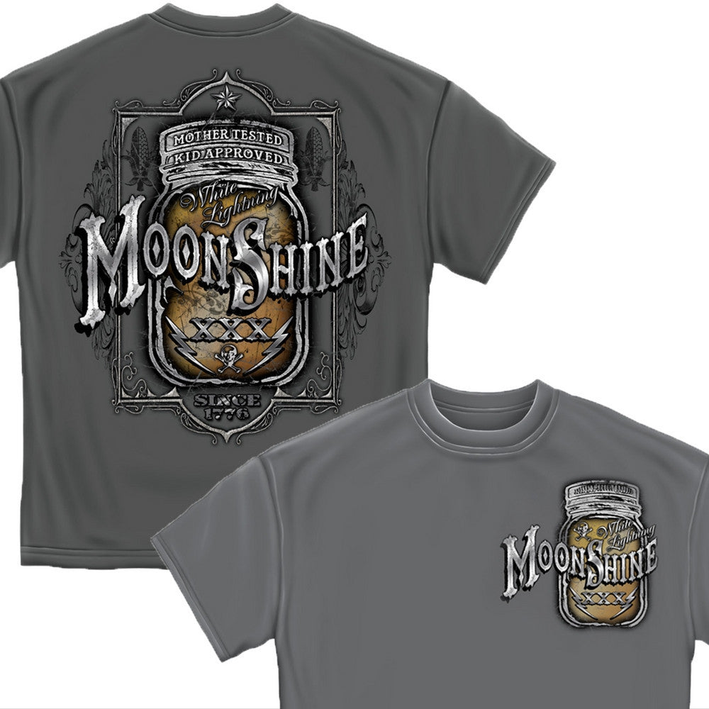 Moonshine Mother Tested T-Shirt-Military Republic