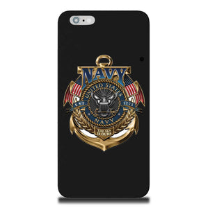 Navy Badge Phone Case-Military Republic