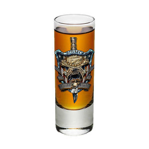Once A Marine Always A Marine Glasses-Military Republic