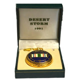 Operation Desert Storm Pocket Watch