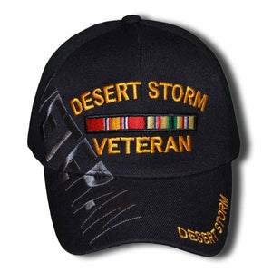 Operation Desert Storm Veteran Hat-Military Republic