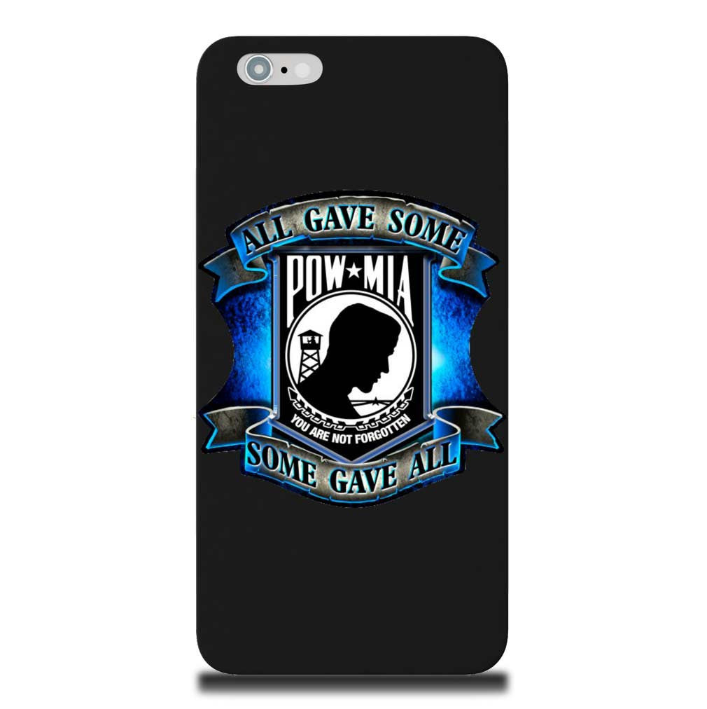 POW MIA All Gave Some Phone Case-Military Republic