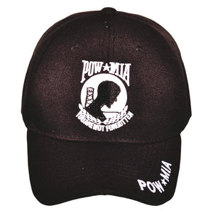 """POW-MIA YOU ARE NOT FORGOTTEN"" Baseball Hat-Military Republic"