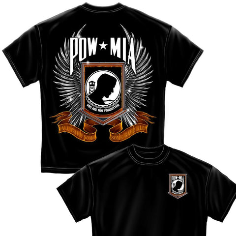 POW MIA - You Are  Not Forgotten T-Shirt