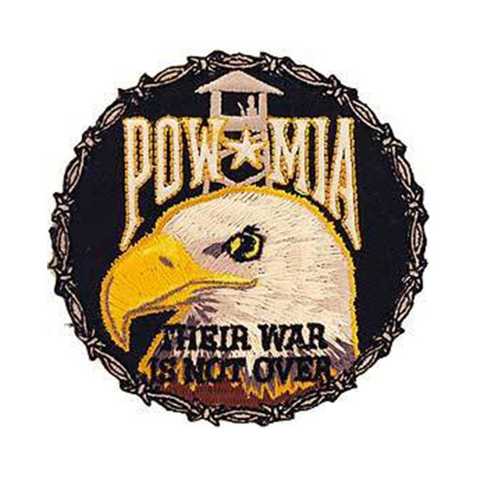POW/MIA-Their War Is Not Over Patch