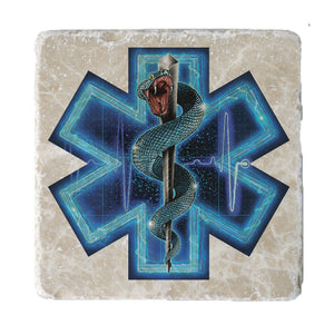 Silver Snake EMS Coaster-Military Republic