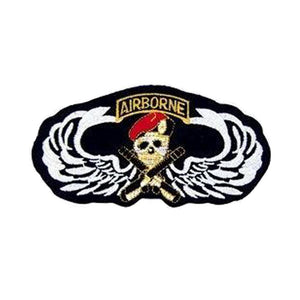 Special Forces Airborne Wings Small Patch-Military Republic
