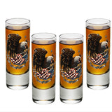 These Colors Don't Run Shot Glasses-Military Republic