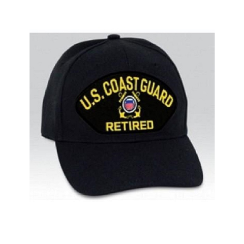 US Coast Guard Retired Cap