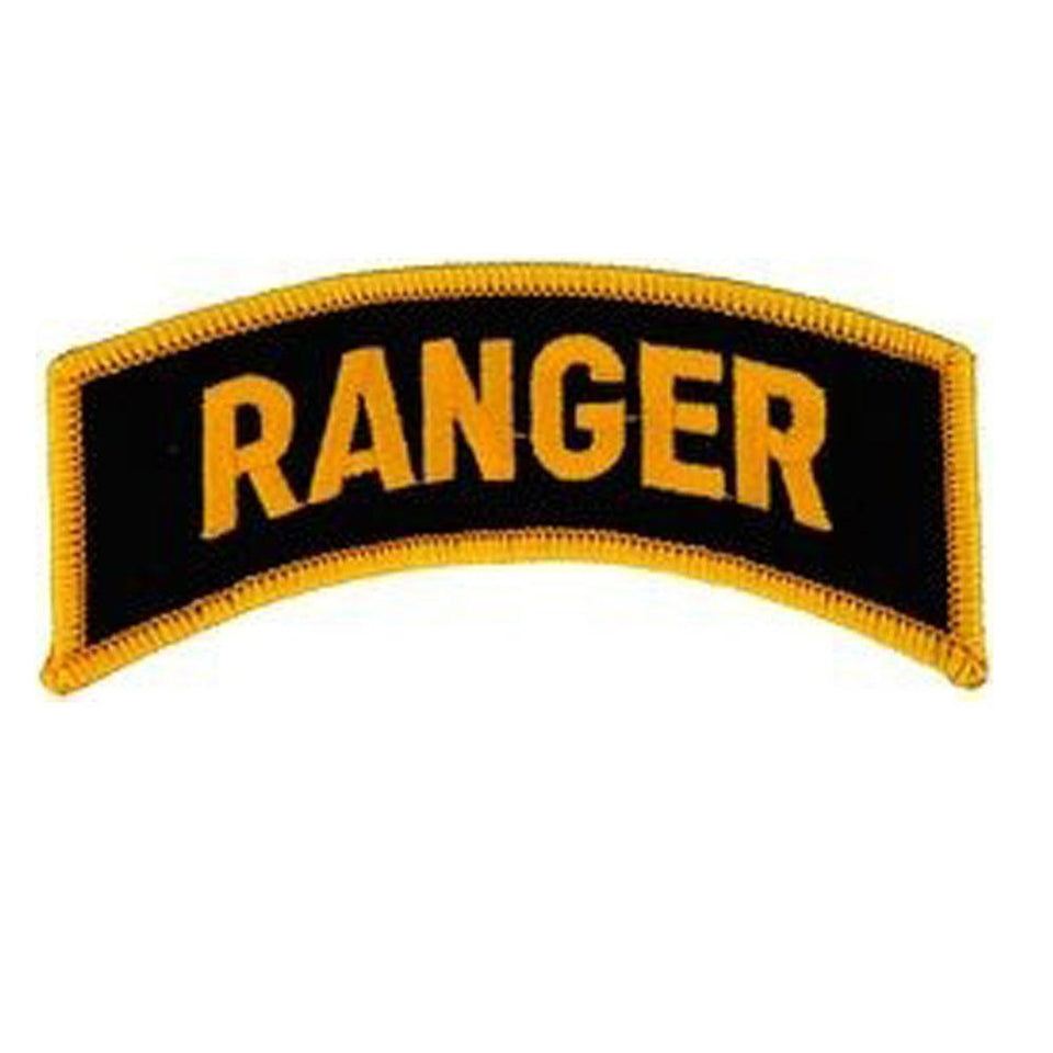 United States Army RANGER Small Patch - 4 inch