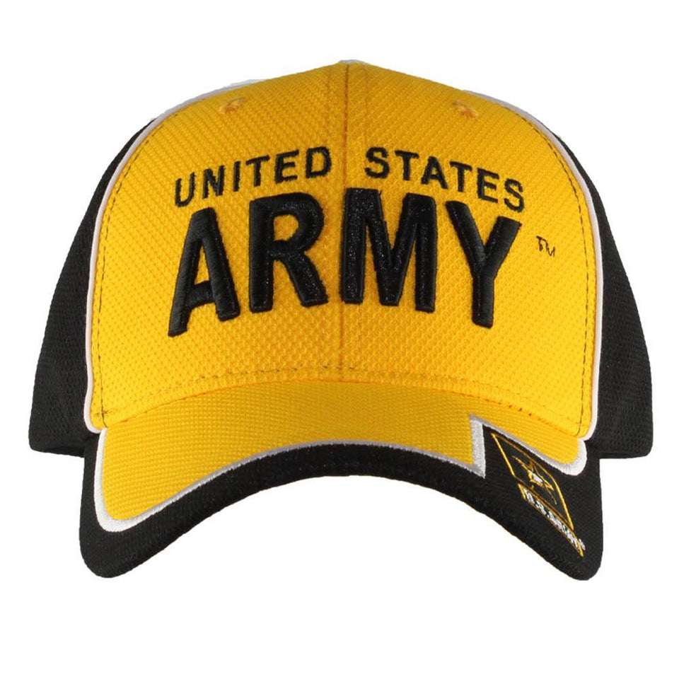 United States Army Two Tone Performance Cap
