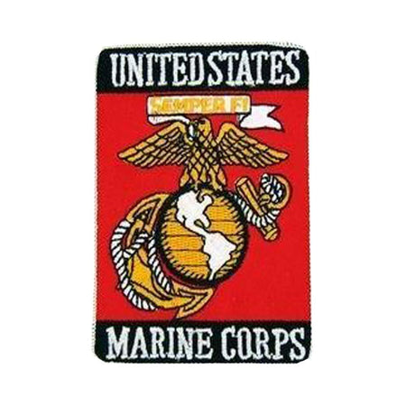 United States Marine Corps Small Patch-Military Republic