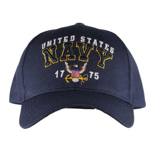 United States Navy Performance Cap - Navy Blue