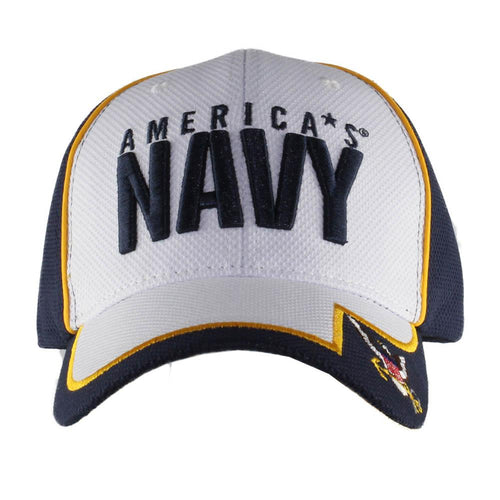 United States Navy Two Tone Performance Cap