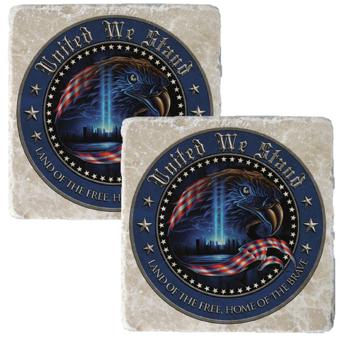 United We Stand Coaster-Military Republic