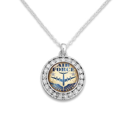 U.S. Air Force Artisan Necklace