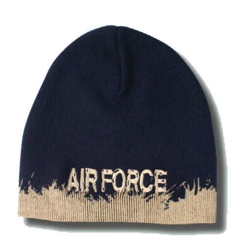 U.S. Air Force Blue Knit Skull Cap