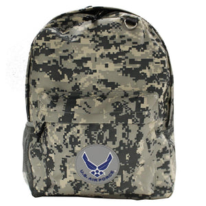 US Air Force Camo Backpack-Military Republic