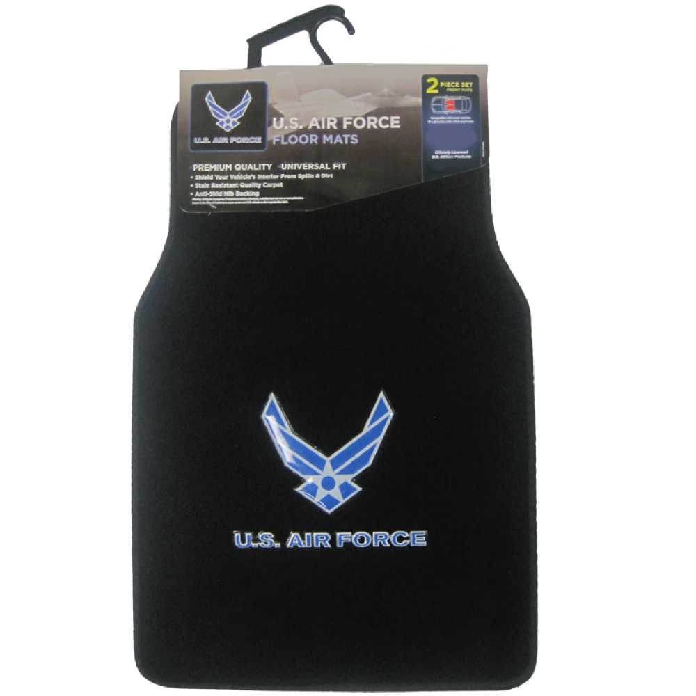 US Air Force Car Mat-Military Republic