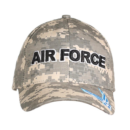 DIGITAL CAMO - AIR FORCE CAP-Military Republic