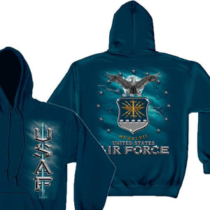 US Air Force Missle Hoodie-Military Republic
