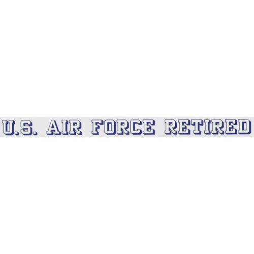 U.S. Air Force Retired 23.5