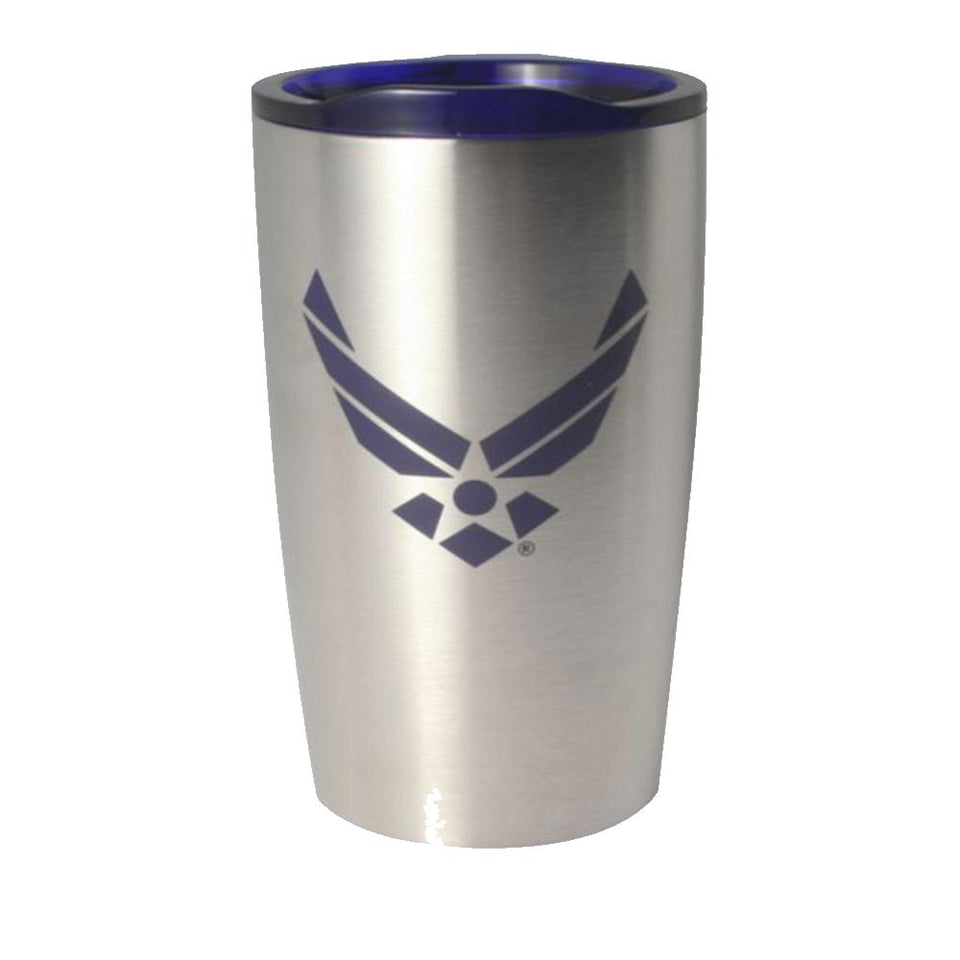 U.S. Air Force Wing Logo 20 oz. Double Wall Tumbler