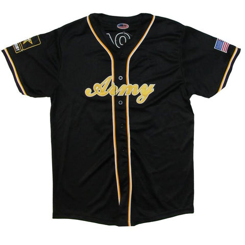 U.S. Army Baseball Jersey-Military Republic