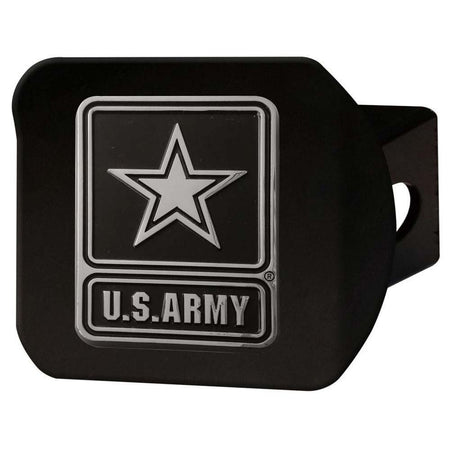 US Army Black Hitch Cover-Military Republic