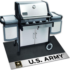 US Army Camo Grill Mat-Military Republic