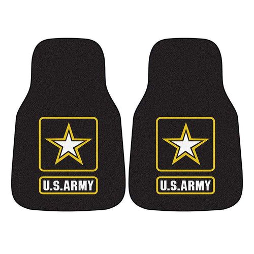 US Army Carpet Car Mats-Military Republic