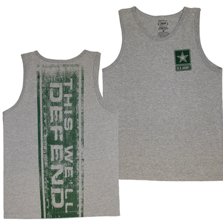 U.S. Army Defend Unisex Tank Top