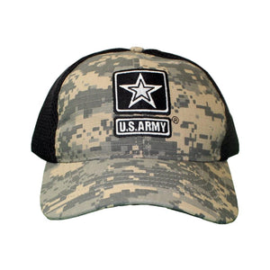 U.S ARMY Digital Mesh Cap-Military Republic