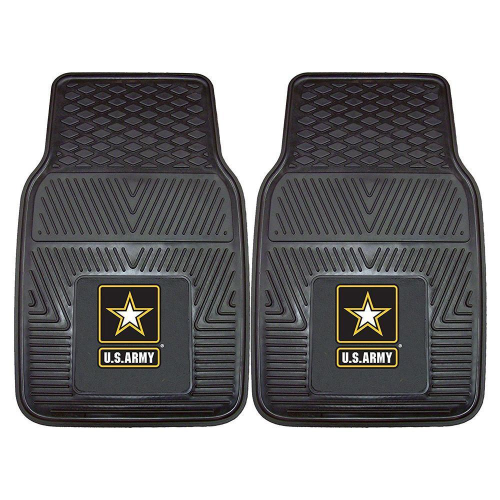 US Army Heavy Duty Vinyl Car Mats-Military Republic