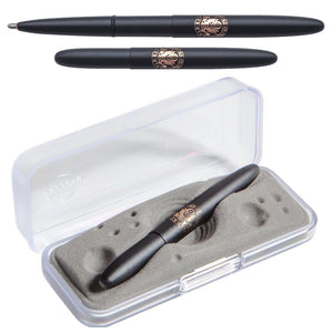 U.S. Army Insignia Matt Black Bullet Space Pen