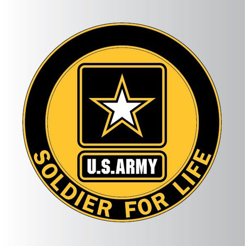 U.S. Army Soldier for Life 3.25