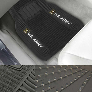 US Army Star Deluxe Car Mats-Military Republic