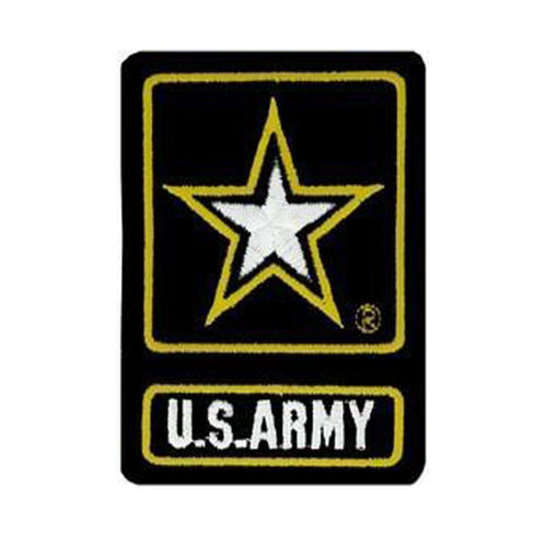 US Army Back Patch-Military Republic