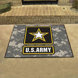 US Army Star Large Floor Mat-Military Republic