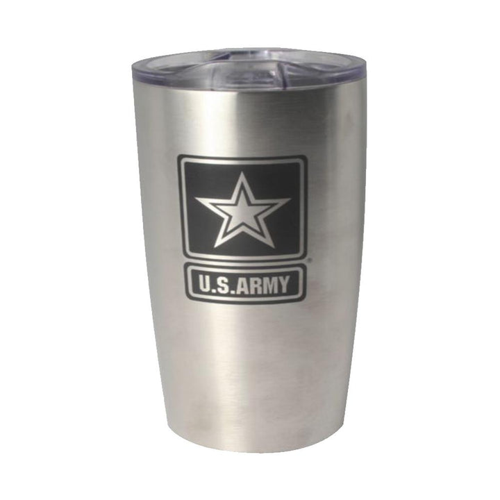 U.S. ARMY STAR Logo 20 oz. Double Wall Tumbler
