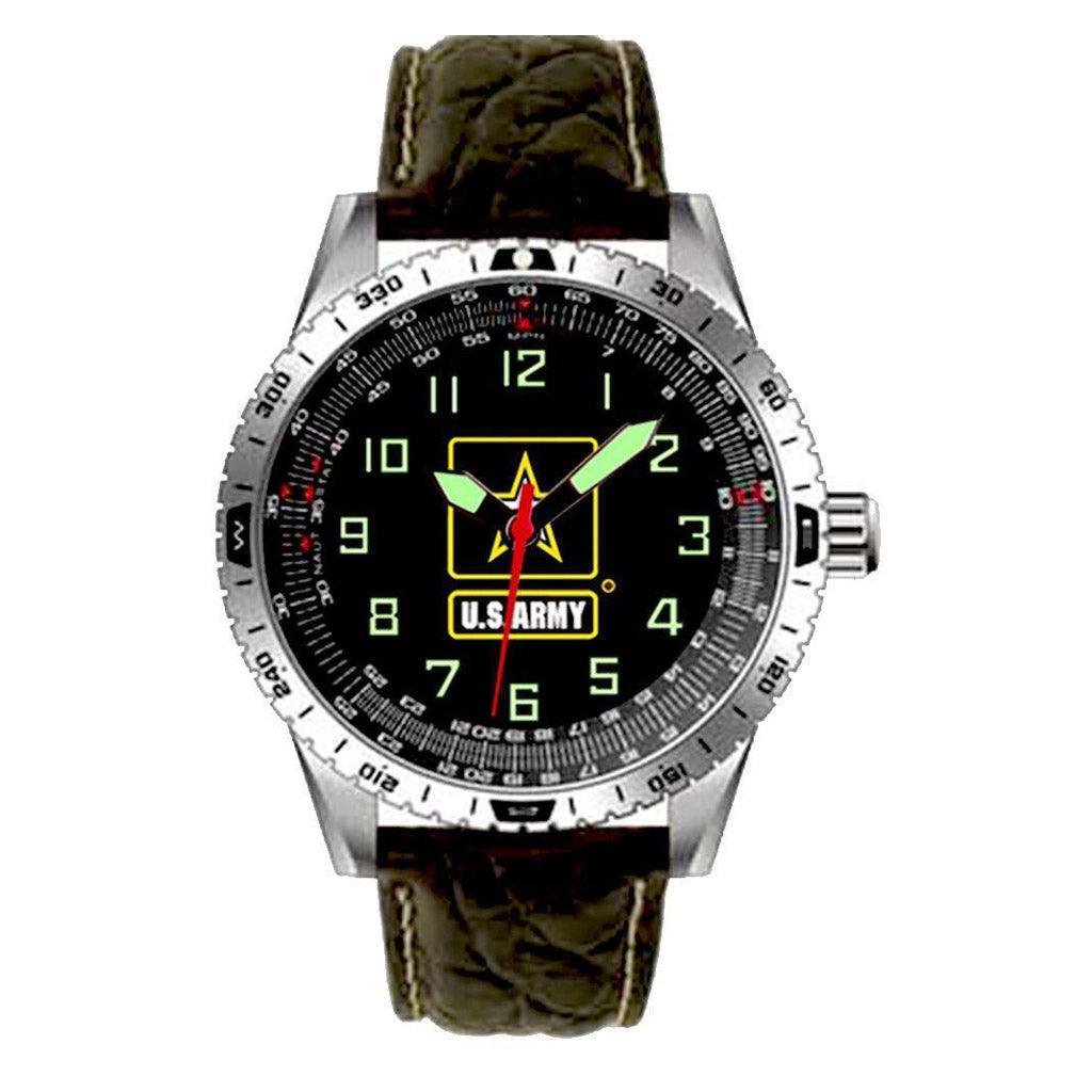 US Army Super luminous hands Watch-Military Republic