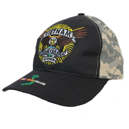 Defender - Vietnam Vet Cap-Military Republic