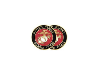 U.S. Marines Insignia Cuff Links