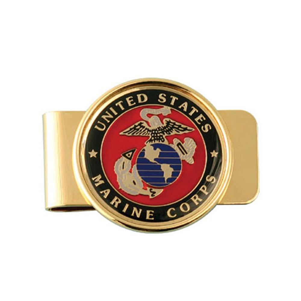 U.S. Marines Money Clip