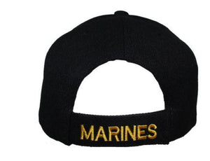 Marines Shadow Embroidery Cap-Military Republic