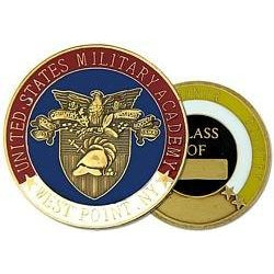 United States Military Academy West Point, NY Challenge Coin (38MM inch)