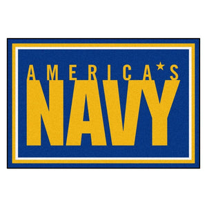 US Navy 5 x 8 Rug-Military Republic
