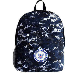 US Navy Camo Backpack-Military Republic