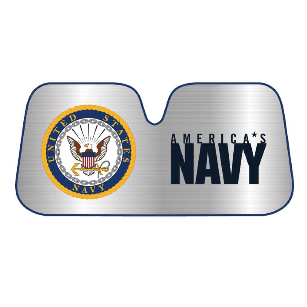 US Navy Car Shade-Military Republic